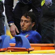 Rückschlag: Italien nach Montolivos WM-Aus unter Schock (Foto)