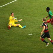 Die deutsche Nationalmannschaft in der Einzelkritik (Foto)