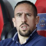 Frankreich verpasst Sieg - Ribéry droht das WM-Aus (Foto)