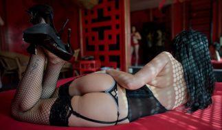 Prostitution ist in Deutschland längst gesellschaftsfähig geworden. (Foto)
