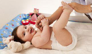 Mit einer Schluckimpfung können Kleinkinder vor dem gefährlichen Rotavirus geschützt werden. (Foto)