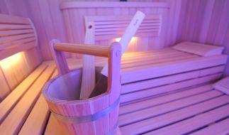 Sauna-Besuche sind für viele Menschen Entspannung pur. (Foto)