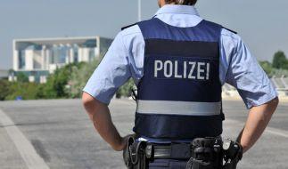 Jeder Einsatz ist für Polizisten eine neue Herausforderung. (Foto)