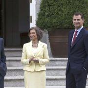 Juan Carlos geht in Rente, Felipe wird Thronfolger (Foto)