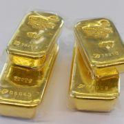 Rekordjagd an den Börsen drückt Goldpreis auf Vier-Monatstief (Foto)