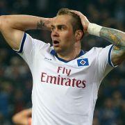 Medien: Lasogga will nicht beim HSV bleiben (Foto)