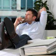 Die Pausengestaltung ist Mitarbeitersache (Foto)