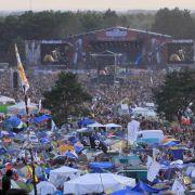 Polnisches Woodstock: «Liebe, Freundschaft und Musik» (Foto)