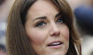 Herzogin Kate feiert im Skandal-Hotel. (Foto)