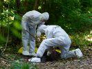 Zwei Leichen in Koffern in Stuttgarter Park entdeckt (Foto)