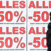 Inflation in Deutschland sinkt auf Vierjahrestief (Foto)