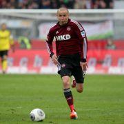 Stuttgart holt Mittelfeldspieler Hlousek aus Nürnberg (Foto)