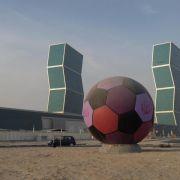 Fußball-WM in Katar weiter im Zwielicht (Foto)