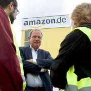 Verdi: Amazon-Lager in Bayern wird dauerhaft dritter Streik-Standort (Foto)