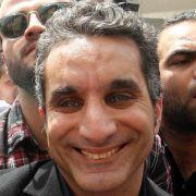 Ägyptischer Satiriker Bassem Jussif gibt auf (Foto)