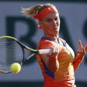 Kusnezowa komplettiert Damen-Viertelfinale in Paris (Foto)