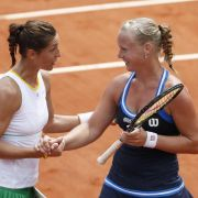 Petkovic schafft es erneut ins French-Open-Viertelfinale (Foto)