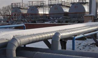 Russland und Ukraine nähern sich im Gasstreit an (Foto)
