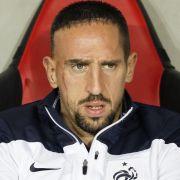 Ribéry wie angekündigt in Frankreichs WM-Kader (Foto)