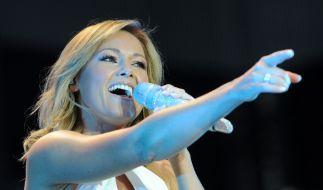 Mit ihrem Hit «Atemlos durch die Nacht» landete Helene Fischer ganz oben in den Charts. (Foto)