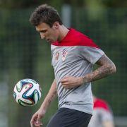 Kroatien bei WM mit drei Bundesligaprofis (Foto)