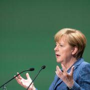 Anruf bei Merkel bringt «Wer wird Millionär?» Topquote (Foto)