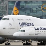 Protest gegen geplanten Verkauf der Lufthansa-Rechenzentren (Foto)
