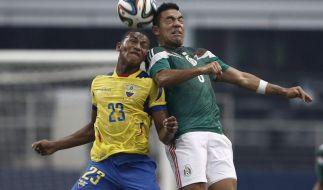Stuttgarts Gruezo in Ecuadors endgültigem WM-Kader (Foto)