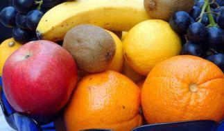 Zwischen exotischen Früchten nistet sich so manches Getier ein - bei einer britischen Familie musste deshalb sogar das Haus evakuiert werden. (Symbolbild) (Foto)