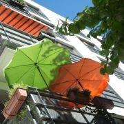 Üblicher Sonnenschirm schützt kaum vor UV-Strahlung (Foto)