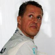 Die Aussagen vom Management über Michael Schumacher geben Anlass zur Hoffnung.
