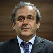 Platini wehrt sich gegen neue Vorwürfe (Foto)