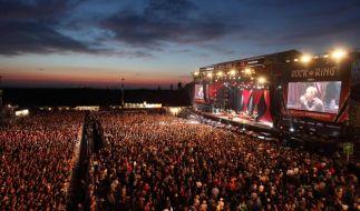 «Rock am Ring» zum letzten Mal am Nürburgring (Foto)