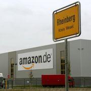 Verdi erhöht Druck auf Amazon weiter (Foto)