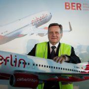 Air Berlin bekommt geringe Entschädigung für Flughafendebakel (Foto)
