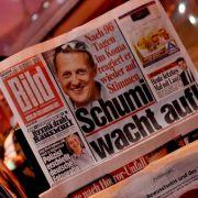 «Es wird keine guten Schumi-News mehr geben» (Foto)