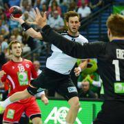 Handballer verlieren Generalprobe für WM-Playoffs (Foto)