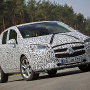 Neuer Opel Corsa zum Jahreswechsel im Handel (Foto)