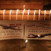Britin will brennende MH370 am Himmel gesehen haben (Foto)