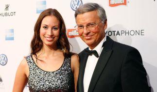 Wolfgang Bosbach (CDU) und seine älteste Tochter Caroline. (Foto)