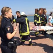 Fährschiff-Unglück vor Amrum - viele Schüler an Bord (Foto)
