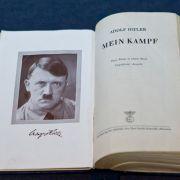 Ist Hitlers «Mein Kampf» wirklich ein Bestseller? (Foto)