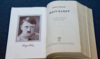 Der angebliche Verkaufsboom von Hitlers «Mein Kampf» durch eBook- und eReader-Markt hat sich ein amerikanischer Journalist nur ausgedacht. (Foto)