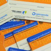 Zahl der Organspender geht bundesweit weiter zurück (Foto)