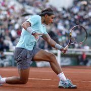 Nadal trifft im French-Open-Halbfinale auf Murray (Foto)