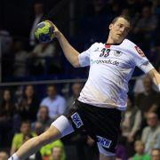 Deutsche Handballer ohne Klein gegen Polen (Foto)
