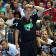 Heuberger im WM-Playoff-Stress zum 50. Geburtstag (Foto)