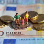 Kabinett billigt «ElterngeldPlus» (Foto)