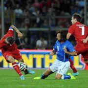 Italien blamiert sich - Englands B-Elf ohne WM-Form (Foto)