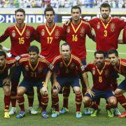 Spanier sollen 720 000 Euro für WM-Titel erhalten (Foto)